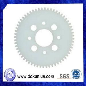 Precision Custom Plastic Nylon Transmission Gear (DKL-G1208)