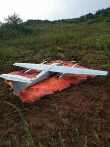 Jouav Cw-20 Vtol Fixed Wing Uav for Aerial Mapping Surveying and  Surveillance
