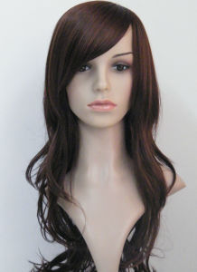 Long Synthetic Hair Wig for Woman