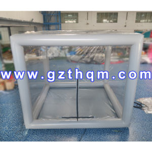 Inflatable Bike Cover Bubble Tent/Inflatable Transparent Tent with Great pictures & photos