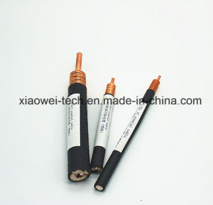 "1/4"" Superflexible RF Coaxial Communication Cable"