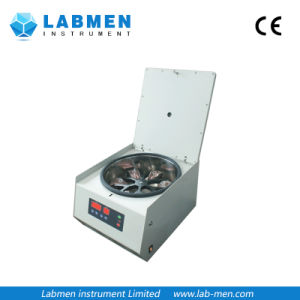 Low Speed Self-Poise Centrifuge 5000rpm, 4390× G pictures & photos