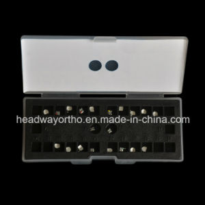 Orthodontic Product MIM Bondable Roth Orthodontic Bracket with Ce & SGS pictures & photos