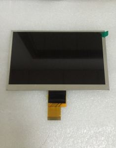 7 Inch 1024*600 Resolution TFT LCD Module 40pin Lvds Interface LCD Display  Without Touch Screen for Tablet