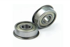 Single Row Thin Section Transmission Parts Deep Groove Ball Bearing (6903-2RS)