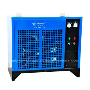Double Fan Wind Cooling Refrigerated Freeze Air Dryer