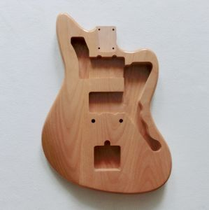 China Guitar Parts Unfinished Alder Jazzmaster Guitar Body pictures & photos
