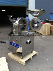 Fine Grinding Machine for Ginger/ Chilli/Pepper/Soy Bean/ Sugar/ Star Anise/Cinnamon (FL-600) pictures & photos