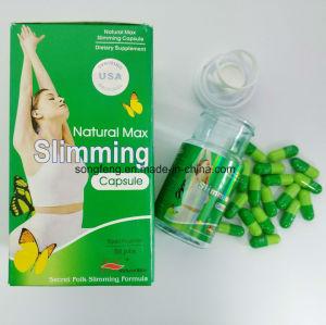 100 Natural Max Health Food Slimming Capsules