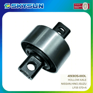 Nissan/Hino/Isuzu Hollow Axle Torque Rod Bush for Aftermarket