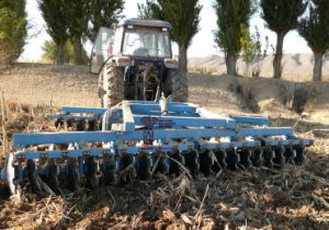 Agriculture Heavy Duty Disc Harrow Tractor Trailled 1bz-4.5 pictures & photos