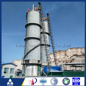 Best Price Hot Saling High Quality Vertical Shaft Lime Kiln pictures & photos