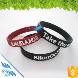 Rubber Bracelet No Minimum Request Low Price Silicone Wristbands With Website
