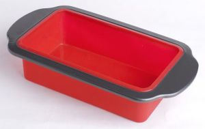 Silicone Loaf Pan & Cake Mould &Bakeware FDA/LFGB (SY1605) pictures & photos