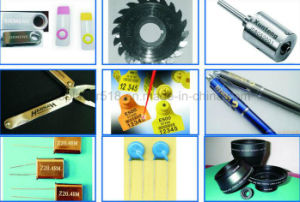Metal Parts Round and Square Holes Laser Drilling Machine/Laser Deep Engraving Machine pictures & photos