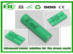 Powerful Battery Icr18650 25r 20A 2500mAh Lithium E-Cig Batteries pictures & photos