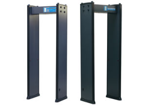 Factory Economic Walk Through Multi-Zone Body Detect Metal Detector for Airport / Bank pictures & photos