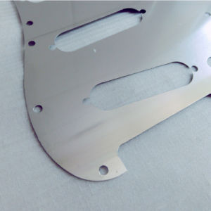 0.3mm SSS Aluminum Strat Guitar Shield Guard for Guitar Pickguard pictures & photos
