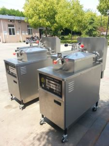 Commercial Fried Chicken Pressure Fryer Pfe-600 pictures & photos