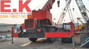 Japanese Hydraulic Used Kato 50ton Mobile Crane (KR500E-III) pictures & photos