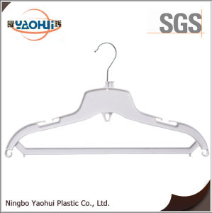Hot Sell White Hanger with Metal Hook for Home (41.5cm) pictures & photos
