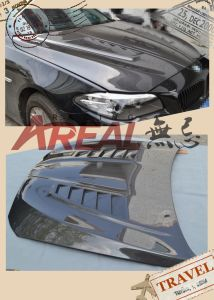 Carbon Fiber Auto Bonnet Hood pictures & photos
