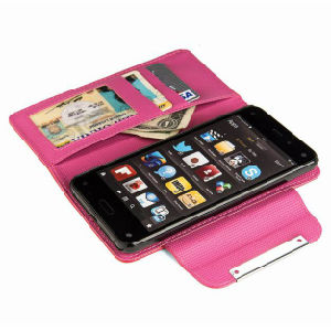 Luxury Mobile Phone Leather Holster