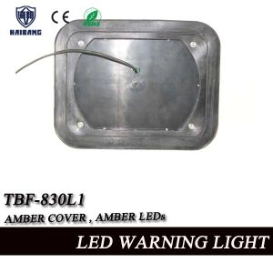 Amber Ambulance Surface Mount Big Square LED Flash Light (TBF-830L1) pictures & photos