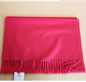 2134-Cashmere Scarves/ Knitted Wool Scarves/ Yak Wool Scarves pictures & photos