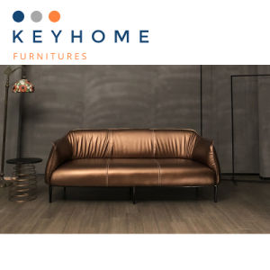 Manufacturing Price Office Leather Sofa with High Quanlity