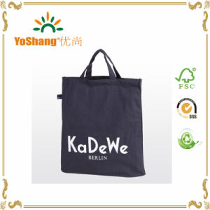 Heavy Duty Cotton Canvas Shopping Tote Bag pictures & photos