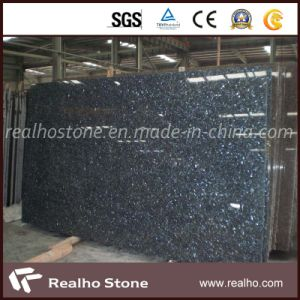 Polished Blue Color Granite Bt Blue Pearl Granite Slab