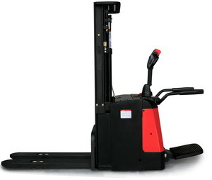New Type 2.0ton Full Electric Stacker (ES20-20RA) pictures & photos