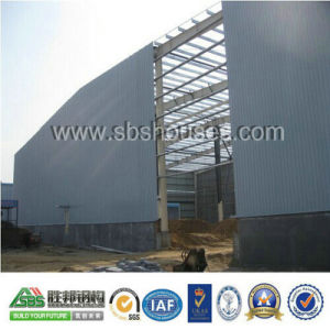 Prefabricated House Made of H Section Beam and Column