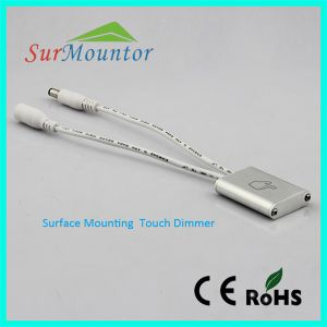 China External Mounting 12v Touch Switch Dimmer For Led Strip Led