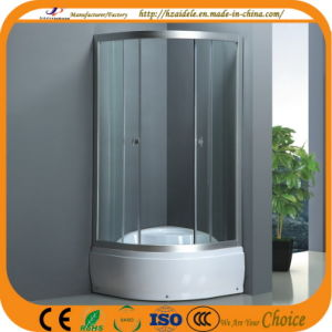 High Base Simple Shower Cabin (ADL-8014A) pictures & photos