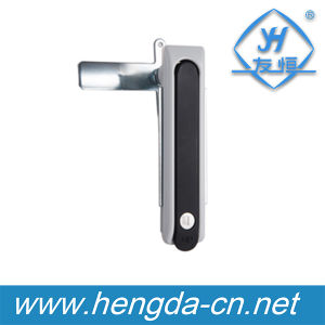 Yh9616 High Safe Zinc Alloy Plane Lock Electric Cabinet Lock pictures & photos