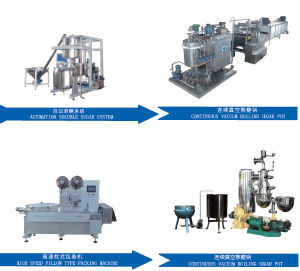 Modeling of Casting Process Equipment and Production Line
