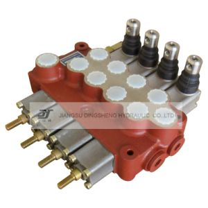 040301-4 Series Multiple Directional Valves Used in Construction Machinery