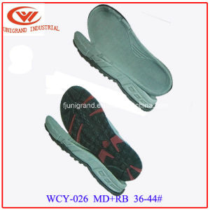 Sandal Outsole EVA Rubber Outsole for Making Summer Sandals pictures & photos