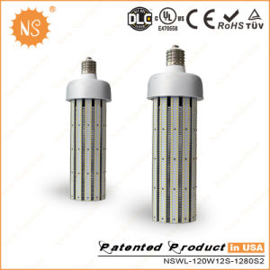 UL Certified E40 E39 120W LED Corn Factory Lamp LED Street Light pictures & photos