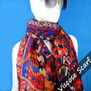 New Design Wool Long Scarf