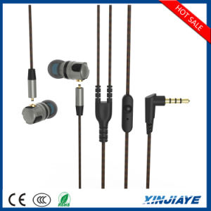 Factory Price X46m Detachable Metal Headphones for iPhone LG etc. pictures & photos