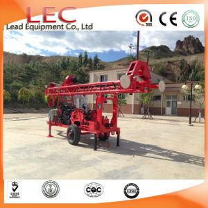 Multifunctional Trailer Mounted Water Well Drilling Rig pictures & photos