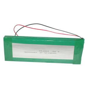 Rechargeable 10ah 3.7V Polymer Lithium Battery for Heated Clothing