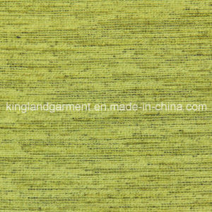 Polyester Green Warp Fire/Flame Retardant Fireproof Curtain Fabric pictures & photos