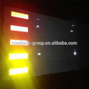 Road Safety Flexible Manganese Steel Plastic Delineator Sign Post pictures & photos