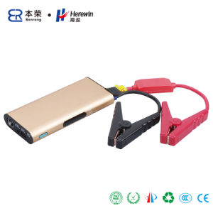 Car Jump Starter Power Bank, 10000mAh, LED Lightning
