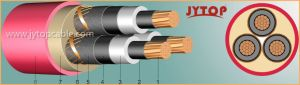 N2xsey 3*240mm2 Power Cable, Copper Cable, XLPE Insulation PVC Sheath, Copper Wire Screen Cable, VDE 0276-620 Approved pictures & photos