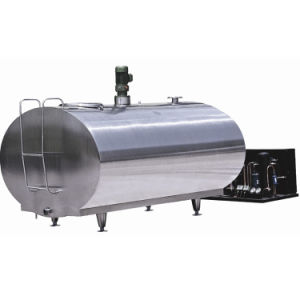 Stainless Steel 4000L Bulk Milk Chilling Tank pictures & photos